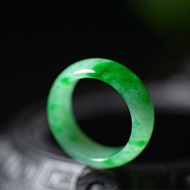 凝翠·指环